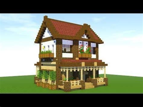 minecraft   build  suburban house tutorial  minecraft house designs minecraft