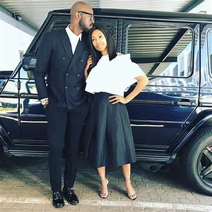 Picture of the day: DJ Black Coffee and Enhle Mbali - # ...