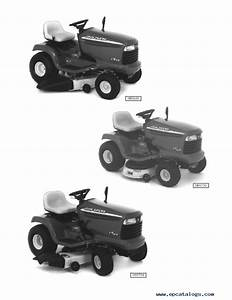 John Deere Lt133  Lt155  Lt166 Lawn Tractors Repair Manual Pdf