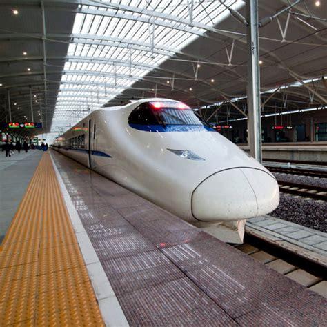 china considers high speed railway to u s travel leisure