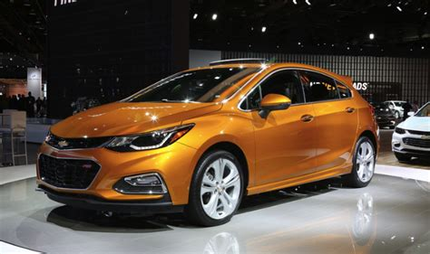 2019 Chevrolet Cruze Hatchback Automatic Review  Car And