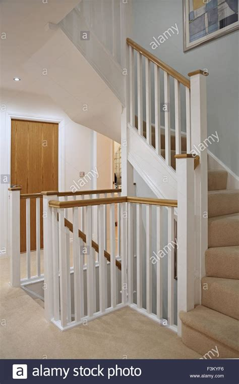 new banisters traditional timber staircase and banisters in a new three
