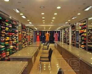 GR169 High End Custom Saree Showroom Design_Guangzhou ...