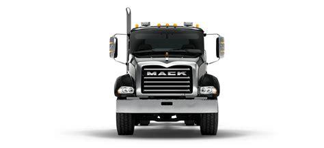 granite specs mack trucks