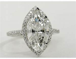 24 marquise diamond engagement rings tropicaltanninginfo for Wedding rings to go with solitaire engagement ring