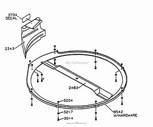 Dixon Mulching Kits 30 36 42  U0026 50 Ztr  1997  Parts Diagram