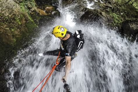 Canyoning - An extreme sport which raises adrenaline ...