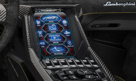 2017 Lamborghini Centenario Interior T