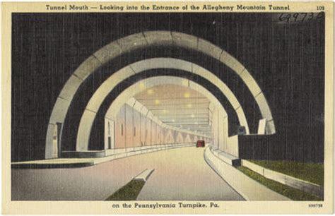 bridgehuntercom allegheny mountain tunnel