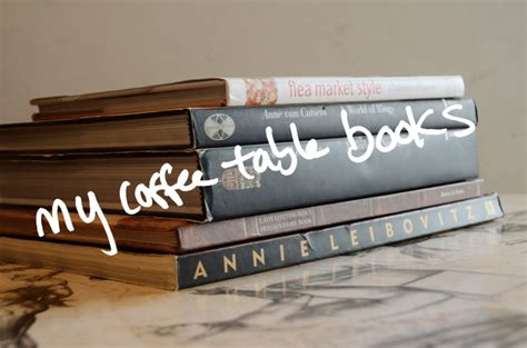what is a coffee table book mr kate favorite coffee table books