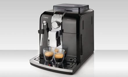 Espresso Machine Groupon by Saeco Automatic Espresso Machine Groupon Goods
