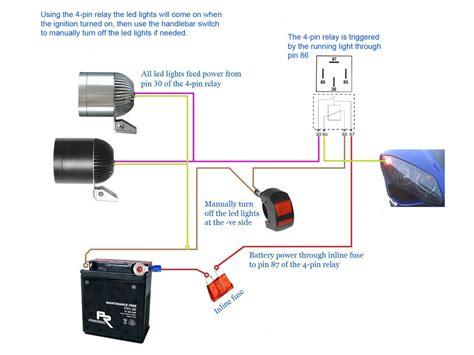 led light wiring diagram free wiring diagram