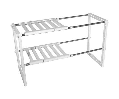 etagere rangement cuisine meuble etagère sous evier modulable rangement cuisine