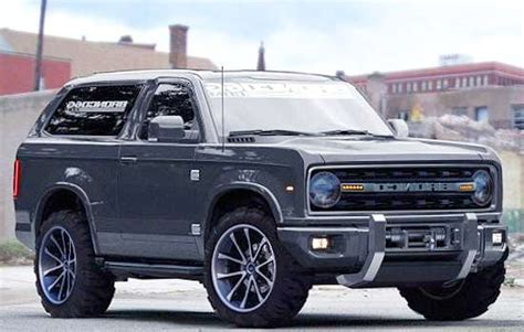 2019 Ford Bronco Review And Release Date