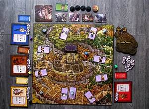 Review Labyrinth The Board Game Adventure Directed By