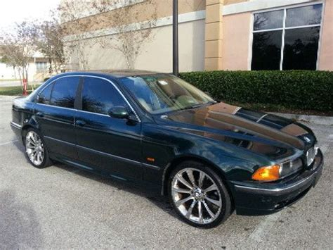 Bmw 528i 1999 by Sell Used 1999 Bmw 528i Base Sedan 4 Door 2 8l In Orlando