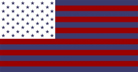 us flag colors usa flag with colors switched vexillology