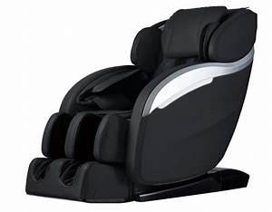 Electric Full Body Long Rail Shiatsu Massage Chair