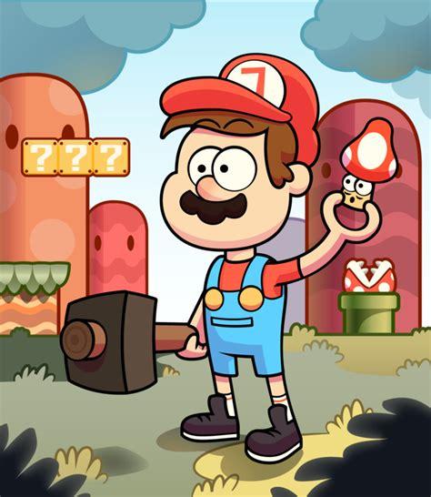Super Mario Fan Art By Beeberbar On Deviantart
