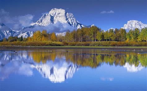 Wallpapers Snake River In Grand Teton National Park