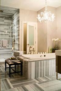 30 Bathroom Wallpaper Ideas - Shelterness