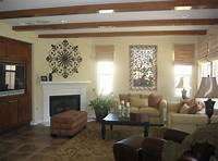 family room decorating ideas Decorating Ideas Family Room Brown Leather Furniture ...