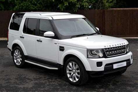 land rover discovery 4 2014 64 land rover discovery 4 gs sdv6 cars monarch