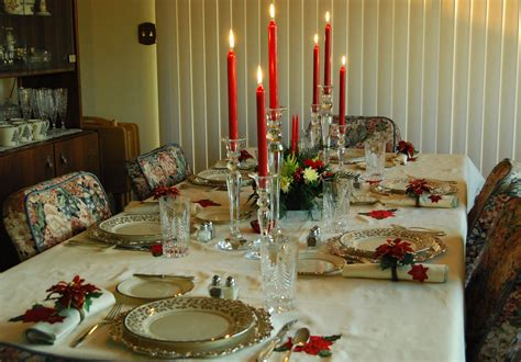 dream christmas dinner table setting designs djenne homes