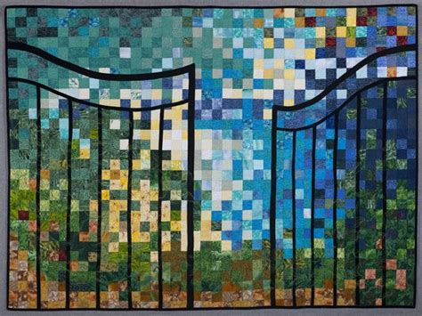 wooden gate quilts 39 best images about gate quilts on iron gates