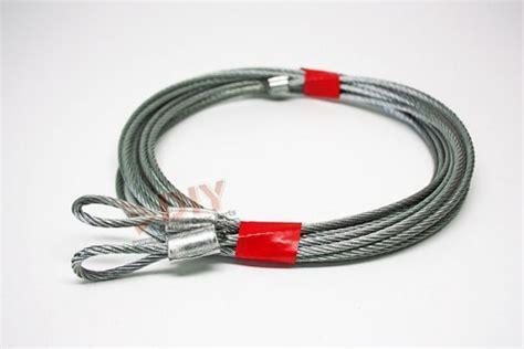garage door cable replacement garage door parts springs cables cable drums