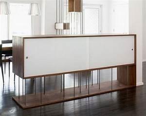 Meuble Séparation Conforama : 1001 id es meuble de s paration diviser pour mieux r gner chez soi ~ Melissatoandfro.com Idées de Décoration