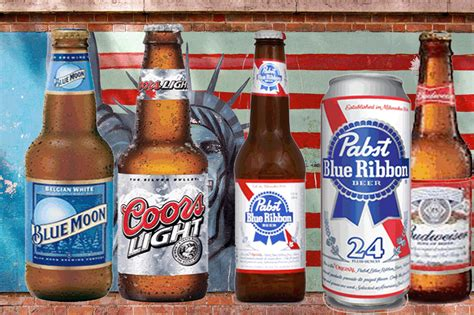 The Top 10 American BeersThe Carouser