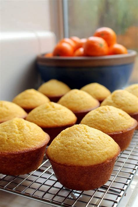 easy buttermilk cornbread muffins