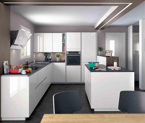 modele cuisine surface ambiance moderne mobalpa