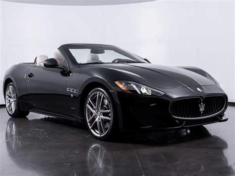 Maserati Of Dallas by 5 Maserati Granturismo For Sale Dallas Tx
