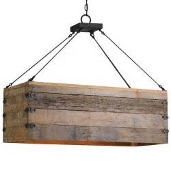 rustic kitchen island lighting rustic lodge rectangular wood cart 3 light island pendant kathy kuo home