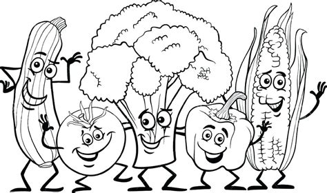 food  faces coloring pages  getcoloringscom