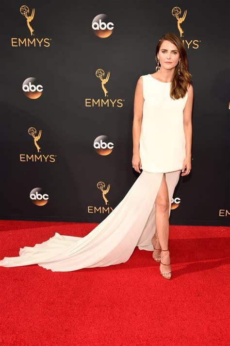 Keri Russell   Emmys Red Carpet Dresses 2016   POPSUGAR ...