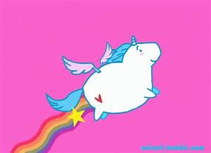 Rainbow Unicorn GIFs ~ Browse, Copy, & Share for Free