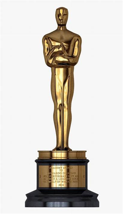 Oscar Statue Resolution Academy Awards Clipart Clipartkey