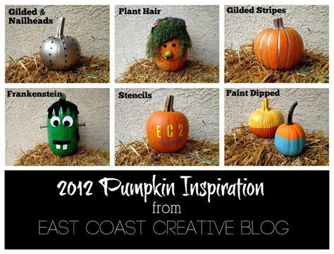 creative pumpkin decorating ideas creative pumpkin decorating ideas 2012 east coast creative blog