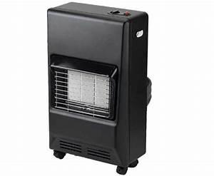 Chauffage Gaz Intérieur : chauffage gaz ceramique sans flamme carbest ~ Premium-room.com Idées de Décoration