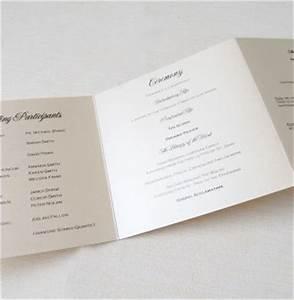 unique wedding invitations stationery square tri fold With tri fold square wedding invitations