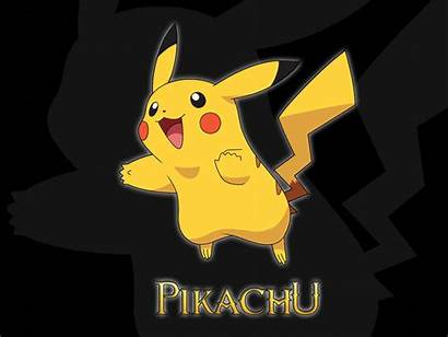 Pikachu Pokemon Wallpapers Backgrounds Background Desktop