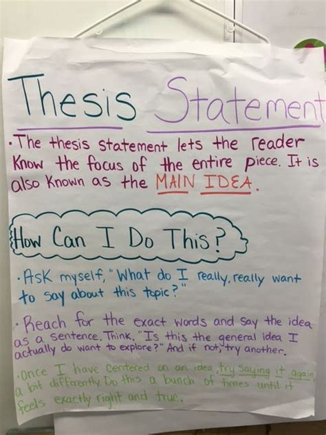 expository writing thesis statements thesis statement writing  thesis statement