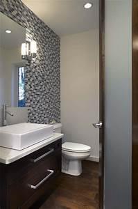 beechwood half bath modern bathroom atlanta by With the design for half bathroom ideas