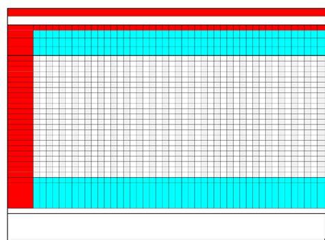 Basal Temperature Chart Template by Basal Temperature Chart Template Free