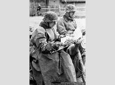 Kradschützen Truppen Motorcycle Troops Wartime Pictures