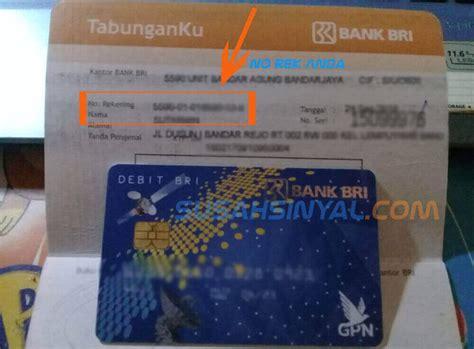 Cara cek identitas lewat no rekening bank bri, bni, bca. Cara Cek Nomor Rekening BRI yang Lupa dengan Mudah - Susah Sinyal
