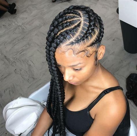 cornrows protective cornrow braided hair styles braids